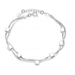 Bracelet Tjnenet Argent 925