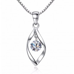 Collier Taweret argent 925